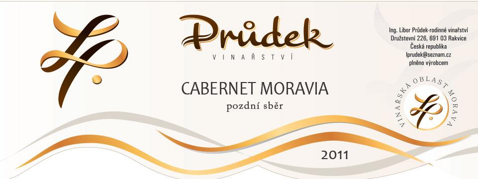 Cabernet Moravia 2011